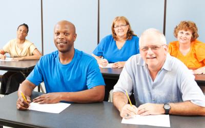 Training Adult Learners