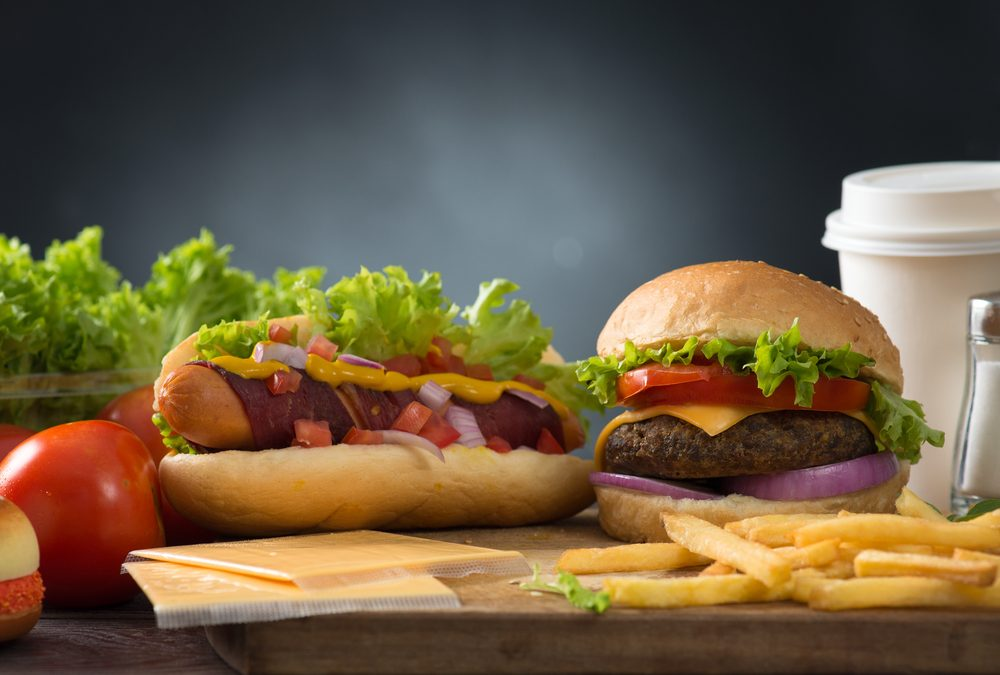 Food Fight! How to Compete with Fast Food Restaurants