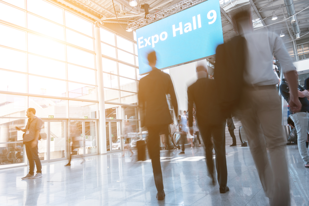 Tips for Trade Show Networking