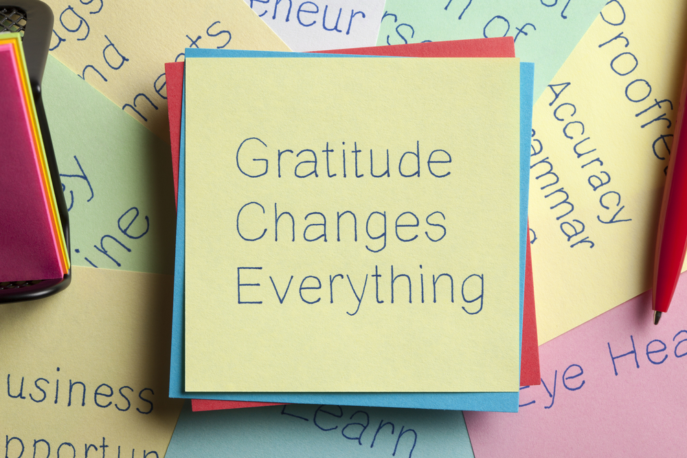 The Ripple Effect of Gratitude