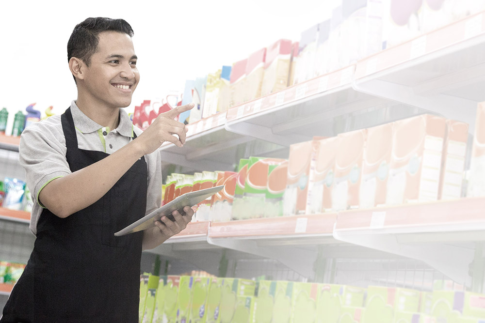 convenience store manager