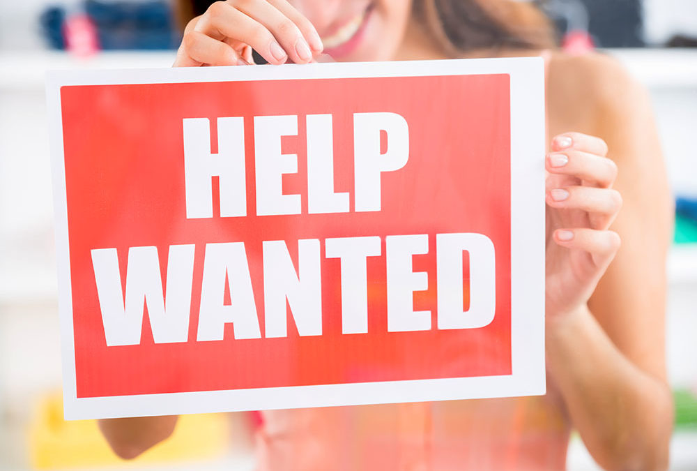 Think Outside the Help Wanted Box