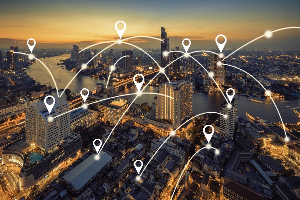 Competitive Advantage through Connection