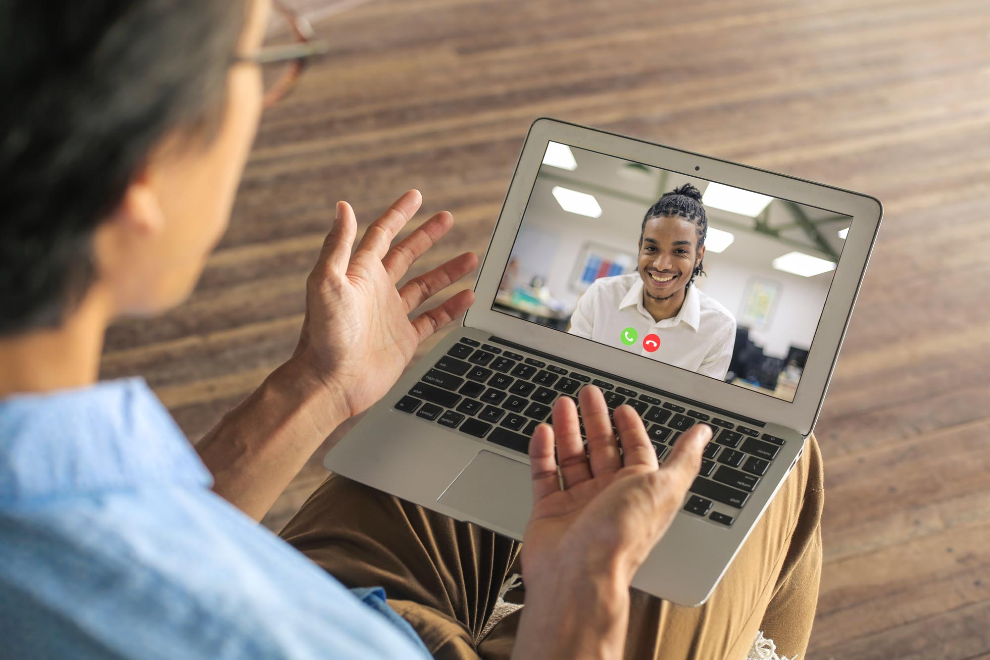 Virtual Interviewing for Convenience Stores